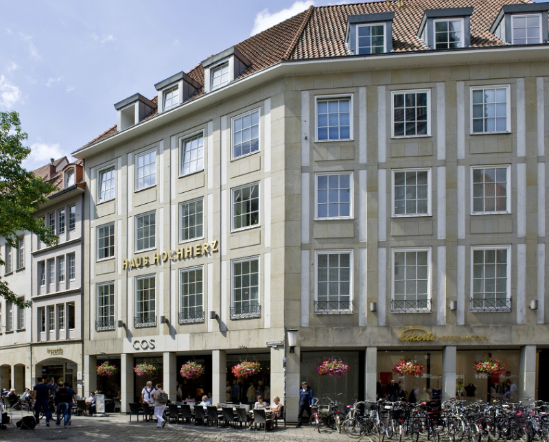 Ludgeristraße Münster