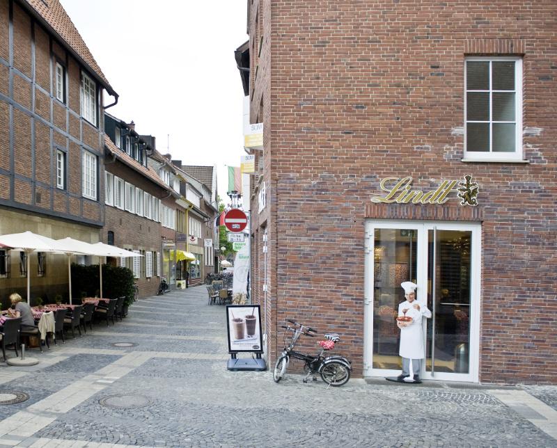 Kiepenkerlviertel Münster