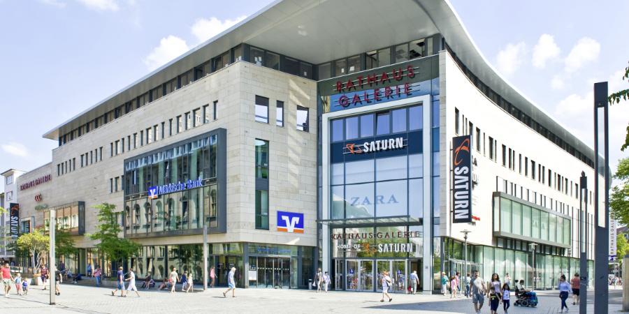 Rathaus Galerie Hagen