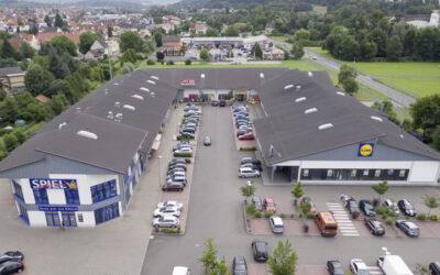 Fachmarktportfolio Deutschland